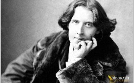 Oscar Wilde biography